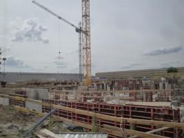 zdjęcie z budowy NextUrsus