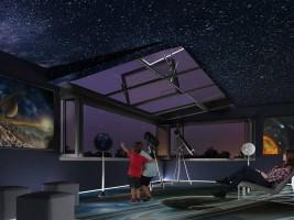 zdjęcie z budowy Bliżej Gwiazd na Mehoffera
