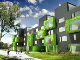 wizualizacje Widok Apartamenty