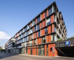 zdjęcie z przebudowy Centrum Praskie Koneser