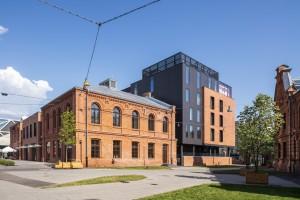 zdjęcie z przebudowy Koneser Filtration House