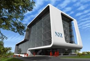wizualizacje Siedziba NFZ
