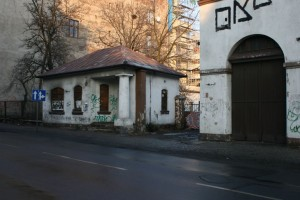 zdjęcie archiwalne Strażnica