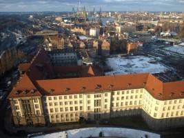 zdjęcie Budynek Dyrekcji Kolei w Gdańsku