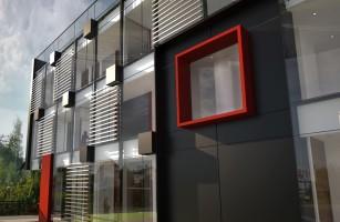 zdjęcie Laboratorium Inteligentnego Budownictwa