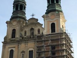 zdjęcie Kościół św. Franciszka Serafickiego - franciszkanów - bernardynów