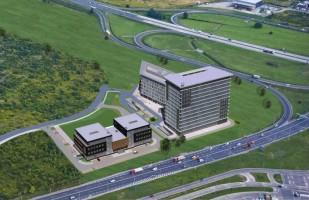 wizualizacje Re Office Centre