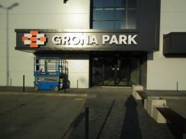 zdjęcie Grona Park