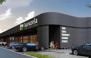 wizualizacje Centrum Handlowe Karuzela