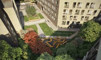 zdjęcie z budowy Nova Mikołowska