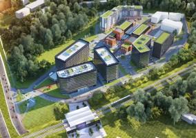zdjęcie z przebudowy Mercure Kraków Fabryczna City