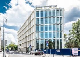 zdjęcie Budynek Komisji Sejmowych