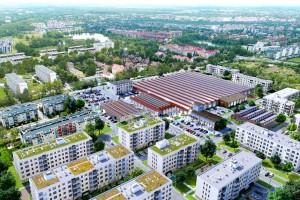wizualizacje Centrum Stabłowicka