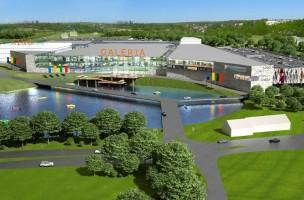 wizualizacje Gdańsk Retail Project