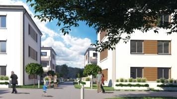 zdjęcie z budowy Osiedle na Zdrowiu