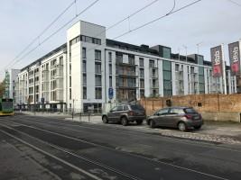 zdjęcie z budowy Zajezdnia Poznań