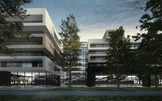 wizualizacje [Rogowo] Shellter Hotel & Apartments
