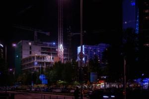 zdjęcie z budowy SKYSAWA