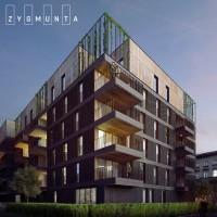 zdjęcie z budowy Apartamenty Zygmunta