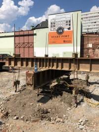 zdjęcie z budowy Apartamenty Stary Port 15