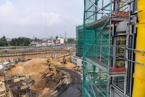 zdjęcie z budowy Baildon Business Park
