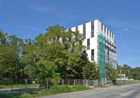 zdjęcie z budowy K2 Office