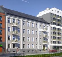 zdjęcie z przebudowy Wrzesińska 2