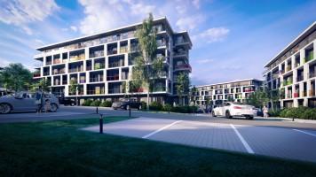 zdjęcie z budowy Złote Apartamenty