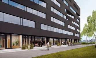 zdjęcie z budowy Biurowiec Carbon Office