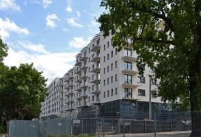zdjęcie z budowy Legnicka Street II