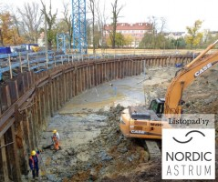 zdjęcie z budowy Nordic Astrum