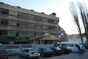 zdjęcie archiwalne Arkona Hotel