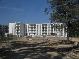 zdjęcie z budowy Osiedle City Sfera