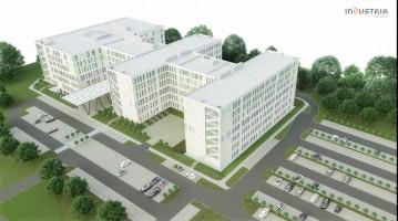 wizualizacje Wielkopolskie Centrum Zdrowia Dziecka