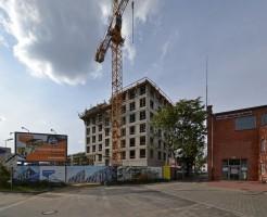 zdjęcie z budowy Legnicka 60C