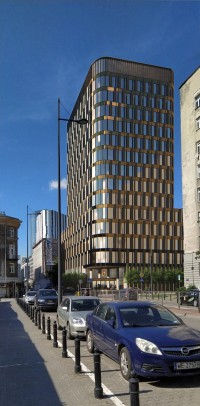 wizualizacje Chmielna Urząd M. St. Warszawy