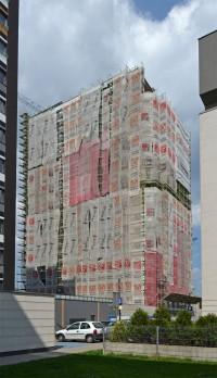 zdjęcie z budowy Apartamenty Innova III