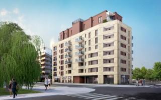 zdjęcie z budowy Apartamenty nad Potokiem