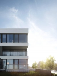 zdjęcie z budowy Wuwart Apartments