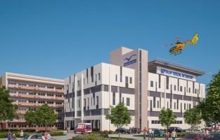 zdjęcie Szpitalny Oddział Ratunkowy i Blok Operacyjny