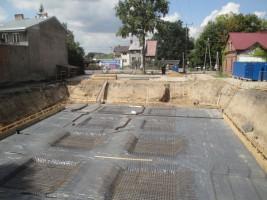zdjęcie z budowy Siennicka 13a