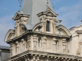 zdjęcie Wydział Organizacji i Zarządzania Politechniki Łódzkiej - Budynek A