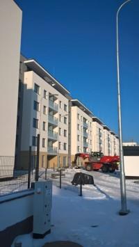 zdjęcie z budowy Przy Alejach