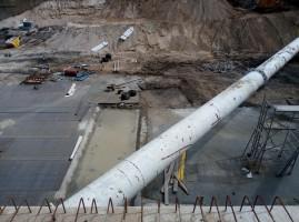 zdjęcie z budowy Biurowiec Giant Office