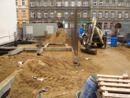 zdjęcie z budowy Królowej Jadwigi 45