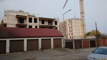 zdjęcie z budowy Siemaszko Kasprzaka