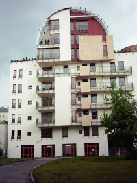 zdjęcie Apartamentowiec Vis a Vis