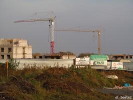 zdjęcie z budowy Osiedle Wrzosowe Wzgórze