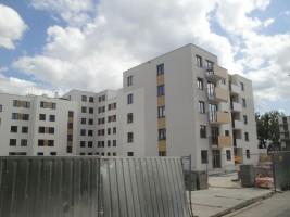 zdjęcie z budowy Murapol Nowy Poznań I