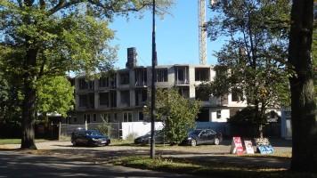 zdjęcie z budowy Osiedle Grunwaldzka